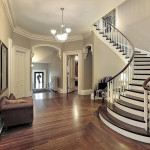 Curved Staircase Design Ideas Andrea Baker Home