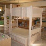 Custom Bunk Beds And Bedroom Furniture Cabinetry Building