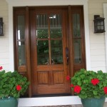 Custom Entry Doors Front Entrance