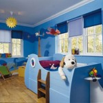Cute Baby Room Design