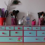 Cute Makeup Storage Ideas For The Home