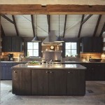 Dark Colored Salvaged Wood Cabinets Recycled Cabinet Doors Worth The