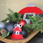 Deck The Halls Christmas Party Featuring Table Decor House