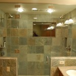 Deco Bathroom Idea Fitting For Relaxation Small Tile Designs