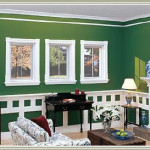 Decomoldings Decorate Your Home Columns And Wainscoting