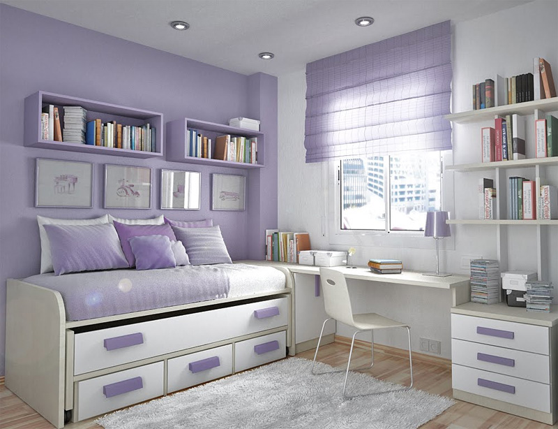 Decor Ideas Teen Room Very Small