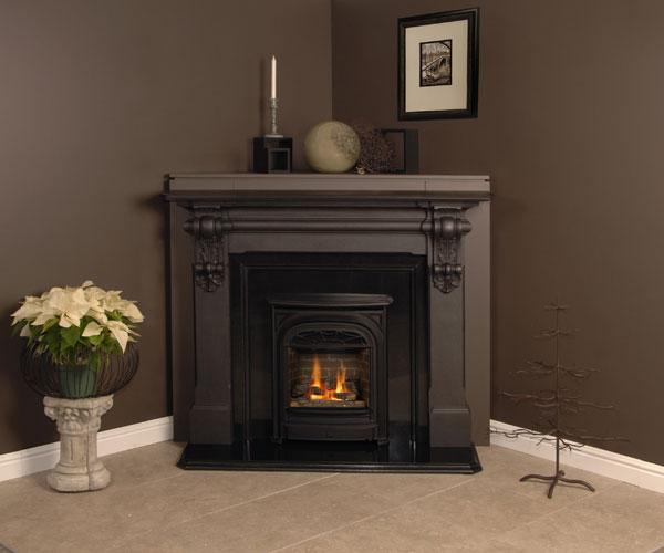 Decor Your Living Room Creative Fire Place Home