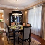 Decorate Formal Dining Room How