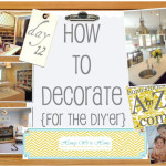 Decorate Series Day Decorating Flowers Honey Home