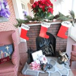Decorate Your Porch For Christmas The Taylor House Ideas