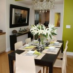 Decorating Dining Room Ideas Small