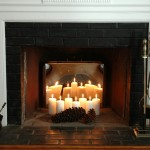 Decorating Fireplace For Spring And Summer The Blog