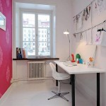 Decorating Ideas Bringing Bright Room Colors Into Home Office Designs
