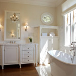Decorating Ideas For Bathrooms Country