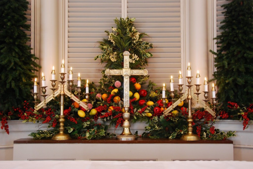 Decorating Ideas For Christmas Best