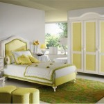 Decorating Ideas For Girls Bedroom Yellow Color