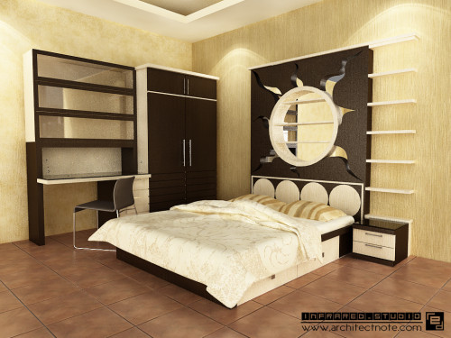 Decorating Ideas Modern Bedroom Interior Design Home