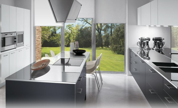 Decorating Ideas Modern Italian Kitchen Pictures Style