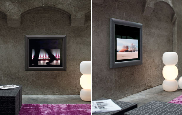 Decoration Picture Frame Thin Wall Decorating Ideas