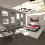 Decorations Minimalist Design Modern Bedroom Interior Ideas