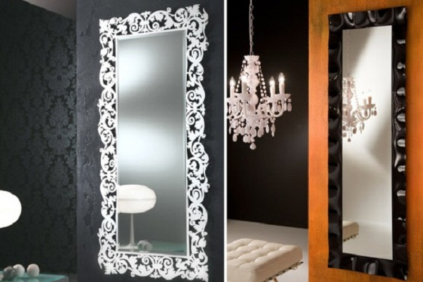 Decorative Mirrors For Living Room Wall Ideas