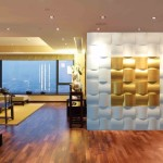 Decorative Wall Panel For Bedroom Bathroom Hotel Ktv Quality