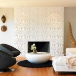 Decorative Wall Panels Adding Chic Carved Wood Patterns Modern