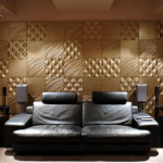 Decorative Wall Panels Adding Dimension Empty Walls And Modern