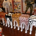 Description Beautiful And Very Exotic Cow Animal Stool That