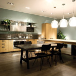 Design And Decorating Ideas Make Dining Room Looks Bigger