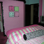 Design And Space Painting Ideas For Girls Room Based Age Them
