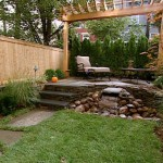 Design Awesome Small Backyard Landscaping Ideas And