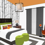 Design Chic Your Own Bedroom Virtual Room Painter Home