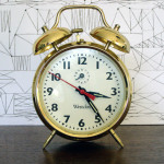 Design Classic Traditional Alarm Clock Giveover Etsy