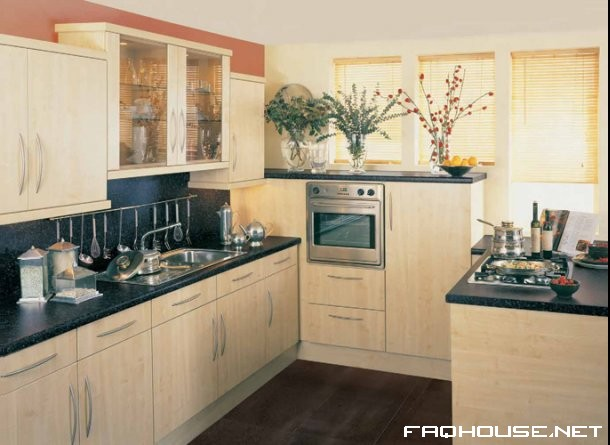 Design For Small Shaped Kitchen Ideas