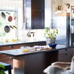 Design For Small Space Contemporary Ikea Kitchens
