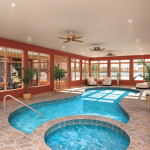 Design Home Indoor Lucury Pool Swimming Posted Pools