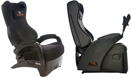 Design Ideas And Concepts Tech Gaming Chairs For Avid Gamers