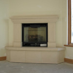 Design Ideas For Corner Fireplaces