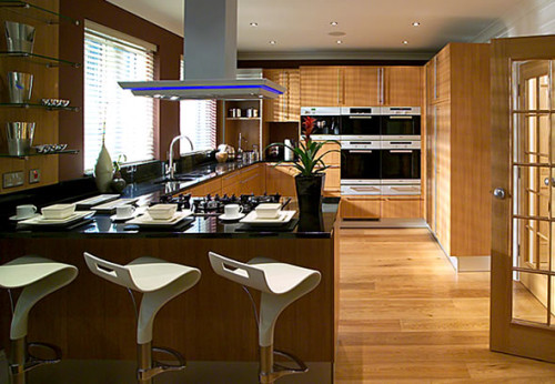 Design Inspiration Wood Cabinets From Miele Kitchen Kitchens
