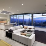 Design Kanner Architects Oakland House Living Room Interior