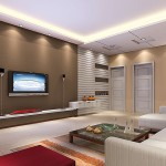Design Living Room Interior Home Chinese Partition