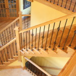 Design Manufacture And Install All Types Custom Wood Stairs