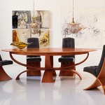 Design Modern Table For Elegant Dining Room Tables