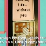 Design Own Labels Free Low Price Code Video