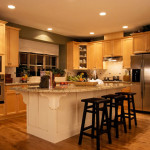 Design Pictures One Total Luxury Kitchen Decorating Ideas