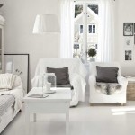 Design Relief And Clean Accent Light White Scandinavian