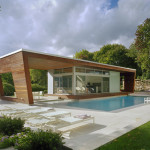 Design Serendipity The Modern Pool House