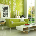 Design Tool Image Exquisite Dynamic Green Living Room