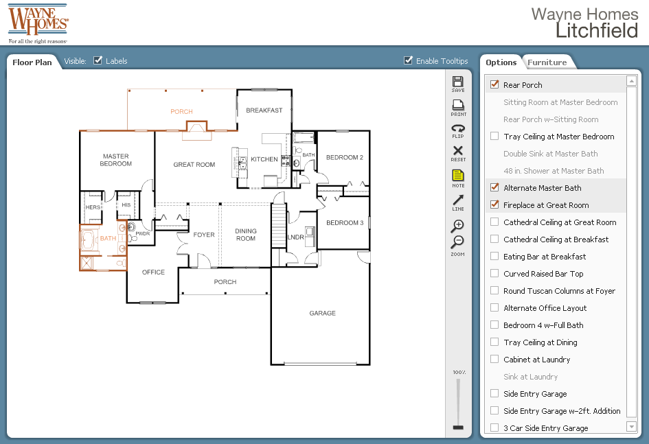 Design Your Own Floor Plan Online Our Free Interactive Planner